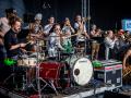 Bigband Dachau | Love, Peace & Blasmusik Festival | 14. Juli 2018 | © Sepp Salvermoser