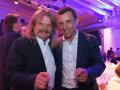 München, 18.4.2018 / Foto: Robert Haas / Preisverleihung Tassilo 2018 / Hauptpreis Bigband Dachau / Leslie Mandoki & Martin Schmitt