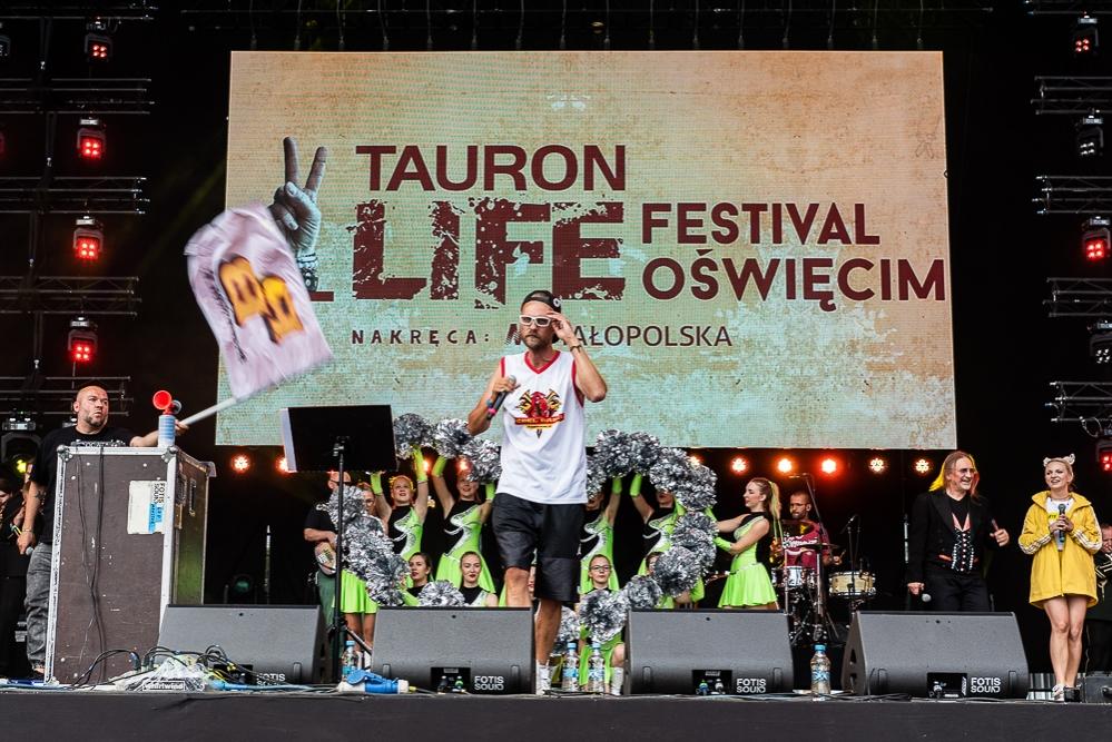 Bigband Dachau, L.U.C & Rebel Babel | Tauron Life Festival Oświęcim (PL) | 16. Juni 2018 | © Mateusz Moskała / Fundacja Peace Festival