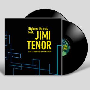 Bigband Dachau feat. Jimi Tenor
